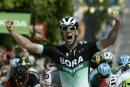 Pascal Ackermann dominiert die Polen-Rundfahrt bisher