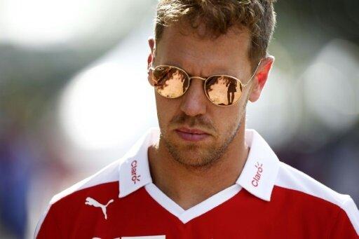 Sebastian Vettel zeigt sich nicht ganz einsichtig