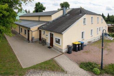 Die Turnhalle in Wiederau soll eine Fitnesskur erhalten.