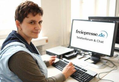 Dr. Diana Demmler von der Hautklinik des Helios-Klinikums in Aue stand Rede und Antwort im Chat.