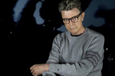 """David Bowie auf einem offiziellen Bild zum neuen Album """"Blackstar""""."""