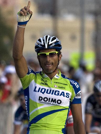 Daniele Bennati startet in Zukunft für das Luxembourg Cycling Projekt