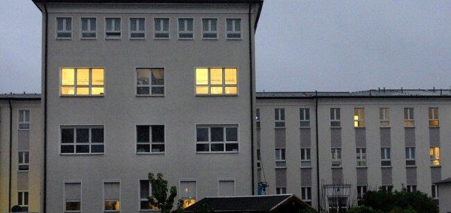 """<p class=""""artikelinhalt"""">Licht aus oder Licht an? Über die Zukunft des Krankenhauses Frankenberg wird am 31. Januar entschieden. </p>"""