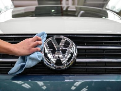 Zur Steigerung der Produktivität in den VW-Werken soll Siemens die Vernetzung optimieren.