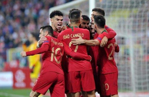 Portugal ist bereits für das Finalturnier qualifiziert