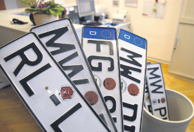 Kfz-Kennzeichen mit den Anfangsbuchstaben RL, MW und FG stehen für Mittelsachsen. Dazu kommen DL, HC, FLÖ und BED. Für viele Kraftfahrer ist das Nummernschild ein Bekenntnis zur Heimat.