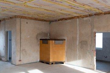Die Sanierung des Vereinshauses in Zschaagwitz soll im Januar abgeschlossen sein.