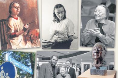 Die Malerin und Pädagogin Tatjana Lietz hat mit ihrem künstlerischen Schaffen bleibende Spuren in der Muldestadt hinterlassen. Ihr Andenken wird in Zwickau lebendig gehalten.