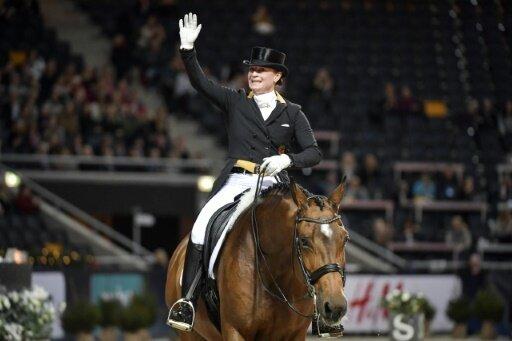 Dresseurin Isabell Werth dominiert die German Masters