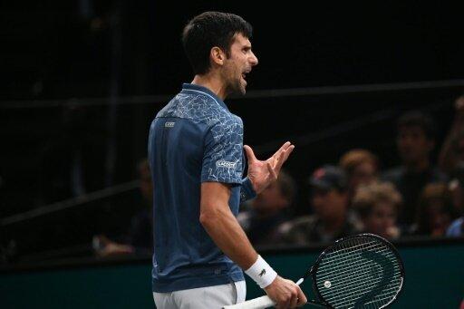 Nach 22 Siegen in Folge verliert Djokovic das ATP-Finale