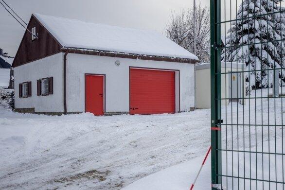 Beim Depot in Obermildenau gibt es Handlungsbedarf.