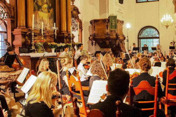 3. Augustusburger Musiksommer: Spaß am Musizieren verbindet