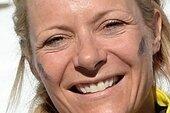 Claudia Nystad- Skilangläuferin