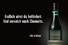 Schnaps-Importeur verhöhnt Chemnitz