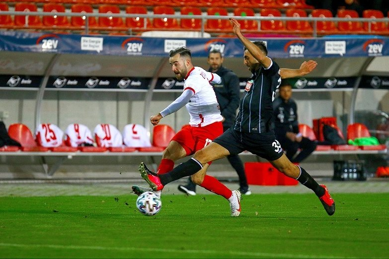 FSV Zwickau verliert Nachholspiel gegen Türkgücü München