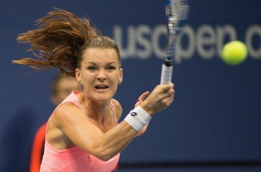 Raus aus dem Rennen um Platz eins: Agnieszka Radwanska