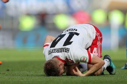 Aaron Hunt wird dem HSV im Pokal fehlen