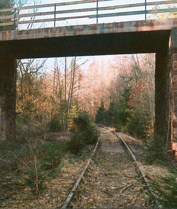 """<p class=""""artikelinhalt"""">Im Mai vergangenen Jahres wurde die alte Dreierbrücke wegen Baufälligkeit abgerissen. </p>"""