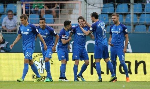 Kruse bescherte dem Vfl Bochum einen wichtigen Sieg