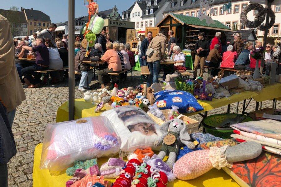 Rochlitzer Regionalmarkt startete am Samstag seine dritte Saison