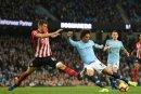 Manchester City bleibt an der Tabellenspitze