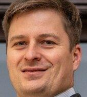 André Wolf - Bürgermeister der Stadt Penig