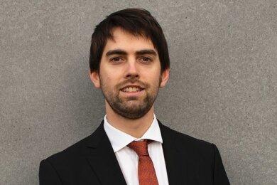 """Jakob Landwehr - Projektleiter """"Uni goes Uno"""""""