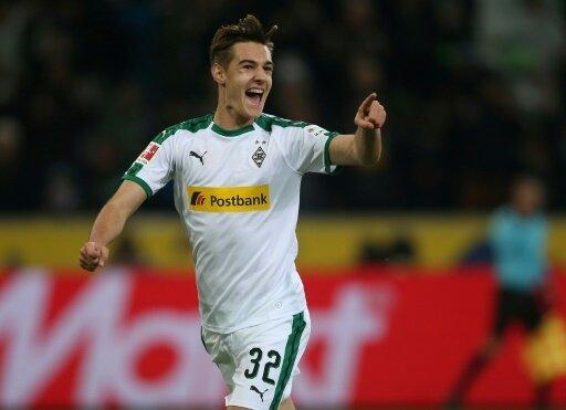 Neuhaus erzielte das 2:0 für Gladbach