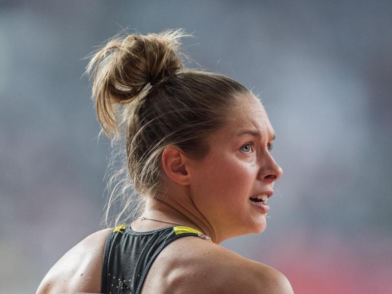 Sprint-Ass Gina Lückenkemper sieht die deutschen Meisterschaften auch kritisch.