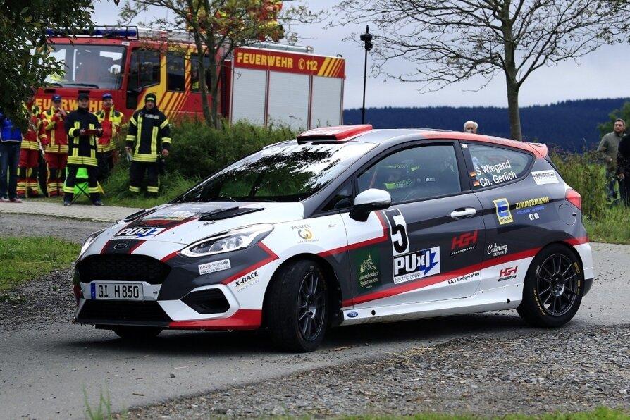 Rallye-Ass bejubelt seinen ersten Gesamtsieg