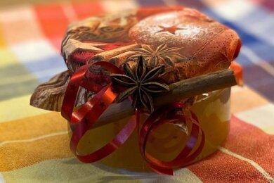 Inspiration für die Adventszeit: Bratapfelmarmelade