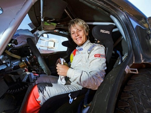 Jutta Kleinschmidt wird Rallye-Markenbotschafterin