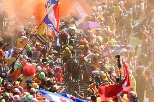 Die Tour soll zum 30. Mal nach Alpe d'Huez führen