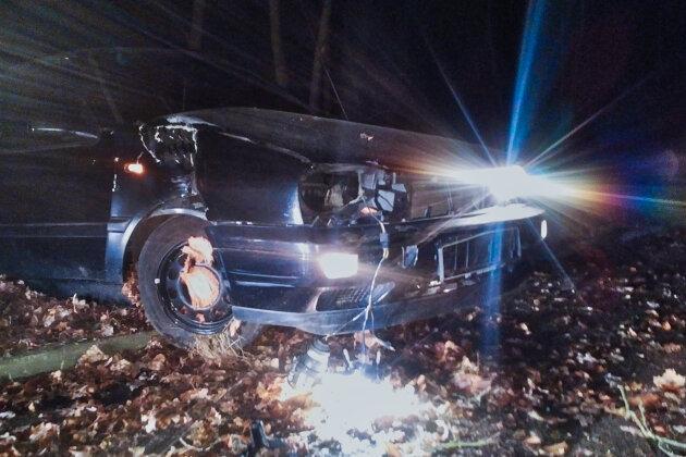 Unfall auf dem Buttermilchberg