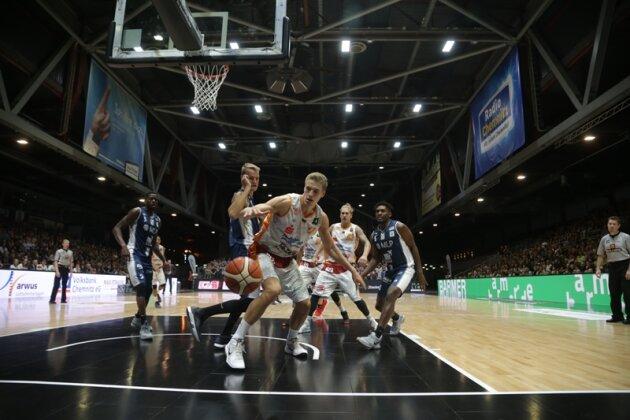 Basketball: Niners starten mit Sieg in die Saison