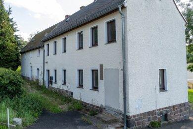 Die Häuser Seidelstraße 9/10 in Kriebethal sollen von der Gemeinde verkauft werden.