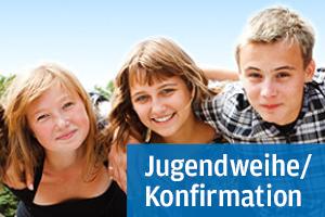 Grüße und Glückwünsche zur Jugendweihe/Konfirmation