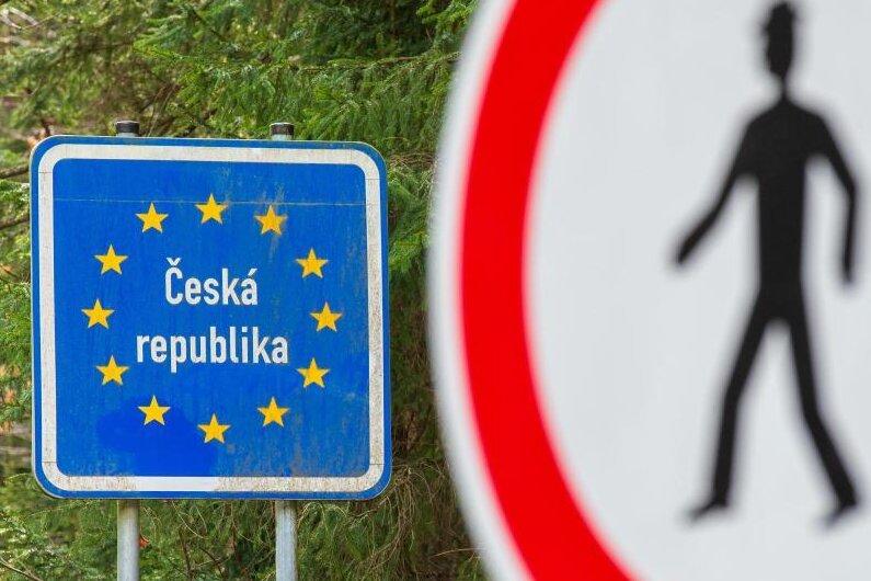 Tschechien hat Grenzübergänge für Pendler geöffnet
