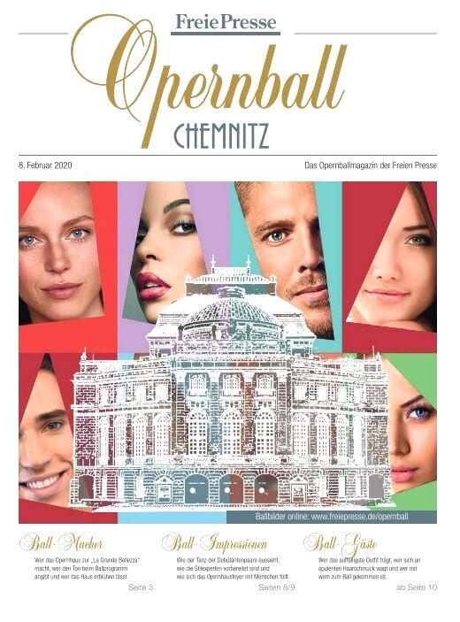 Unsere Opernballzeitung zum Blättern