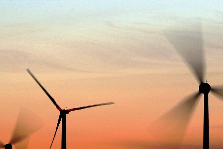 Sieben Windenergieanlagen will die Mittelsächsische Bürgerenergiegenossenschaft zwischen Frankenau und Königshain errichten. Nach jetzigem Stand könnte Ende des Jahres der Bauantrag gestellt werden.