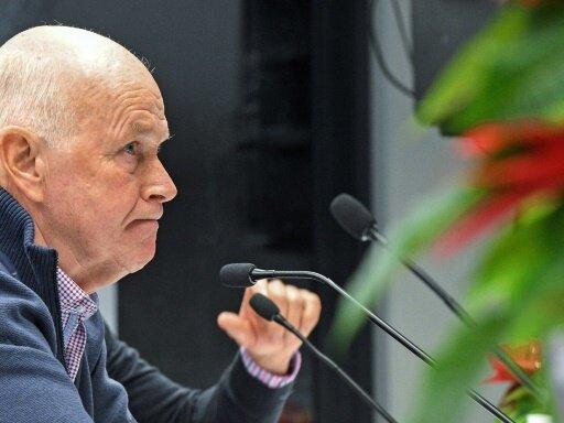 Anders Besseberg tritt als Präsident der IBU zurück