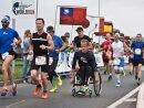 100.000 Sportler nahmen weltweit am Spendenlauf teil