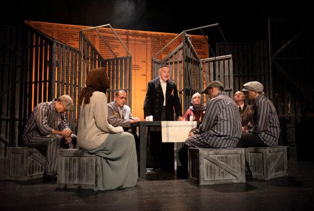 Sonnabend präsentiert das König Albert Theater Bad Elster um 19.30 Uhr die intensive Bühnenbearbeitung der Geschichte von »Oskar Schindlers Liste«