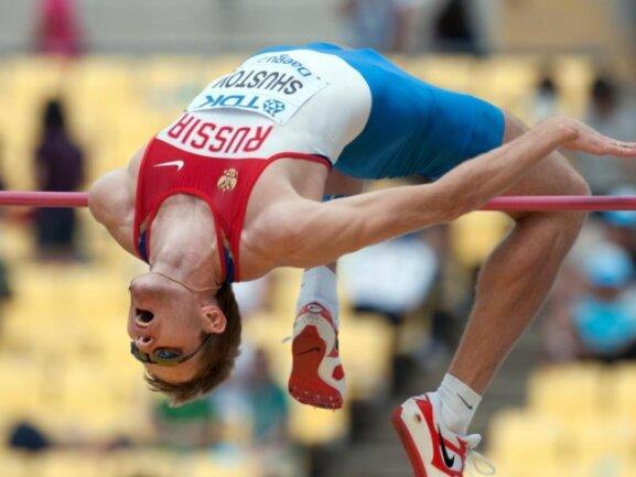 Der russische Hochspringer Alexander Schustow ist wegen Dopings bis Juni 2024 gesperrt worden.