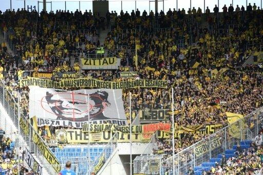 Anfeindungen der BVB-Fans gegen Dietmar Hopp