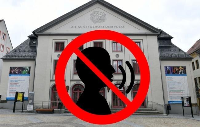 Landtag debattiert nicht über Freiberger Theater