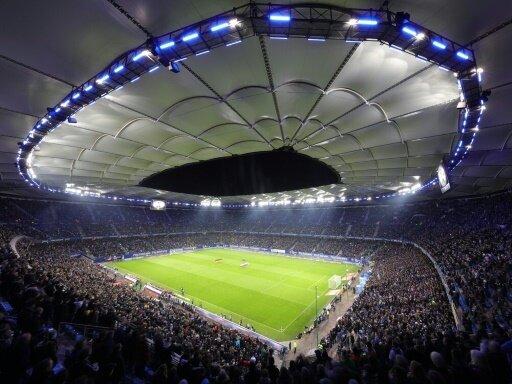 DFB rechnet mit ausverkauftem Volksparkstadion
