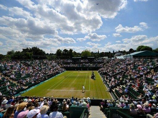 Ein Wimbledon-Match steht unter Manipulationsverdacht