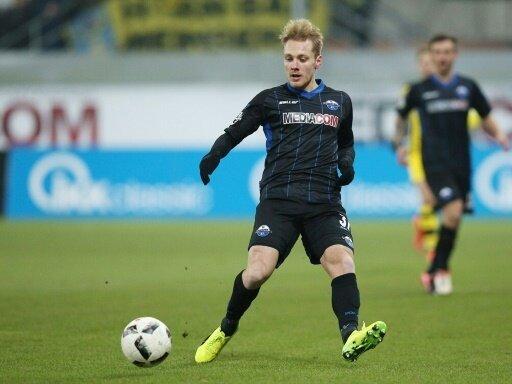 Zolinski trifft doppelt - Paderborn weiter Spitzenreiter