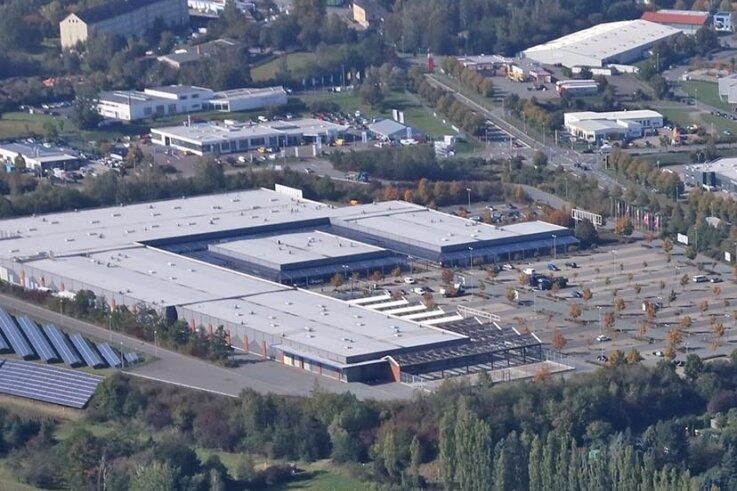 In das ehemalige Crimmitschau-Center zieht ein Unternehmen aus der Automobilbranche.